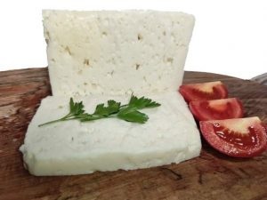 Doğal Şirden Mayalı Ezine Peyniri